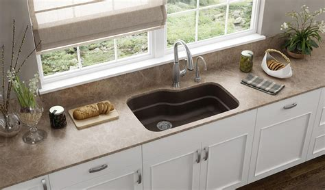 franke granite kitchen sink granite sinks everything you need to know qualitybath