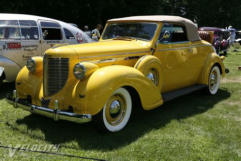 1939 Chrysler Imperial by 1939 Chrysler Imperial C19 Convertible Coupe Information