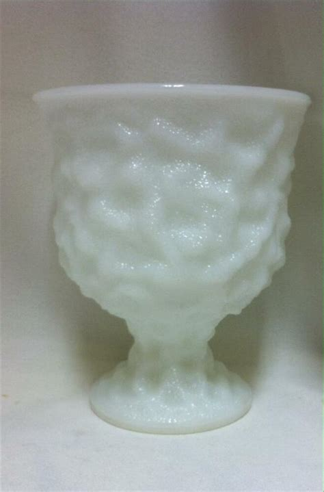 Vase Company by Vintage E O Brody Company Milk Glass Vase Urn Made In