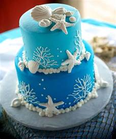 coastal themed decor best 25 wedding cakes ideas only on
