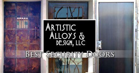 metal fabrication phoenix custom door gate supplier