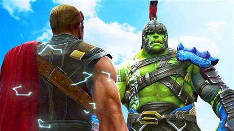 thor  hulk gladiator hulk  thor ragnarok