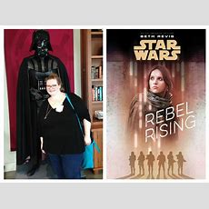 Local Ya Author Launches A 'star Wars' Novel  Mountain Xpress