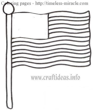 american flag template the gallery for gt american flag outline printable