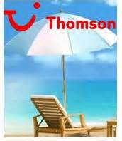 thomson book you with thompson holidays