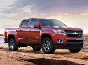 2015 Chevy Colorado  Gmc Canyon Tops In Fuel Economy
