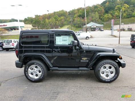 jeep sahara black 2 door black 2013 jeep wrangler sahara 4x4 exterior photo