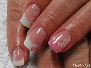 Bilder Mit Glitzer : 50 pink nageldesign bilder ~ Jslefanu.com Haus und Dekorationen