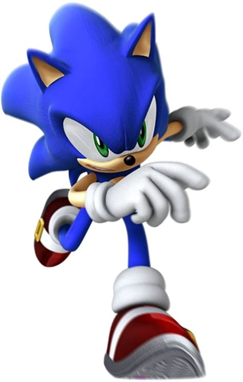 Sonic Cartoon Characters