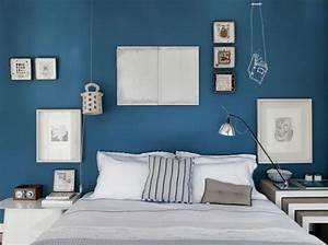 deco peinture chambre bleu With attractive couleur bleu canard deco 0 3 nuances de bleu pour booster votre deco