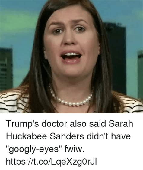 Sarah Huckabee Sanders Memes - 25 best memes about fwiw fwiw memes
