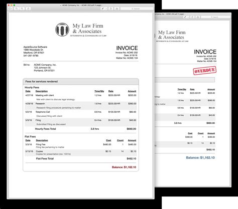 charging interest  overdue invoices invoice template ideas