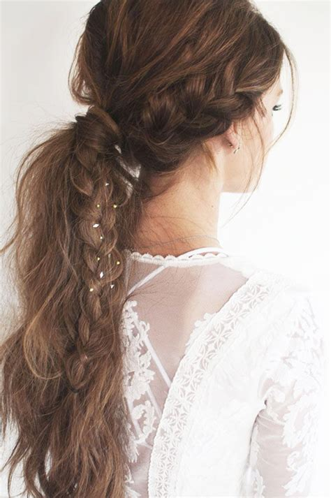 Different Cute Ponytail Hairstyles For Long Hair