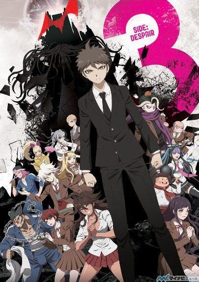 Anime Heaven Danganronpa Danganronpa 3 Anime S New Visuals For Both Arcs Unveiled