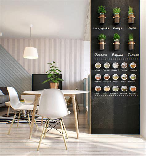 Wohnung Mit Schrä Einrichten by Kleine Wohnung Modern Und Funktionell Einrichten 1 Zimmer