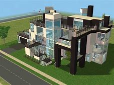 Appealing Maison Moderne Sims Images - Best Image Engine - charmdate.us