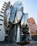Japanese modern architecture, Iidabashi Station