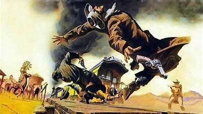 Cowboy Western Desktop Background West Once Upon