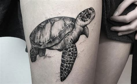 magnificent sea turtle tattoos  love tattooblend