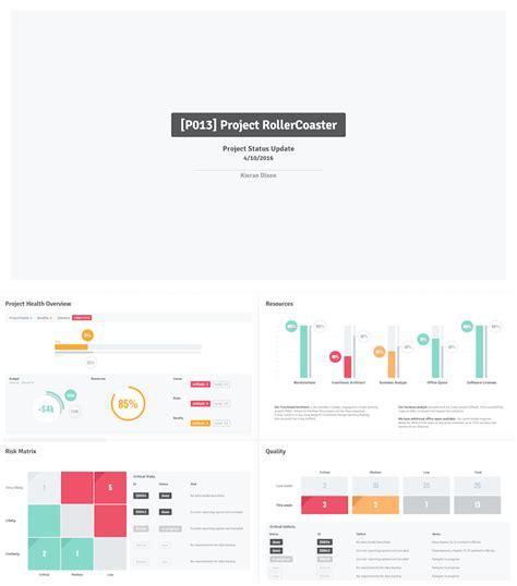 powerpoint templates   dashboard