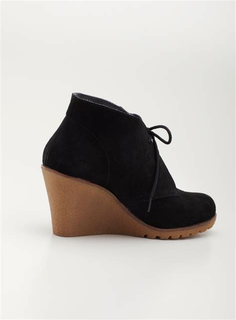 shop chinese laundry cl  wedge shootie  shipping