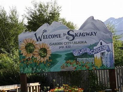 Skagway Alaska Welcome Cruise Princess Ketchikan Juneau