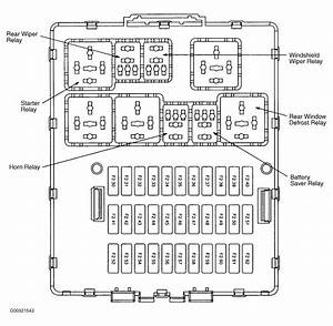 2005 Ford Escape Fuse Box Diagram  U2014 Untpikapps