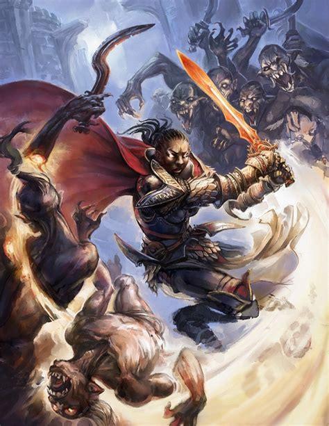 pin  fantasy knights