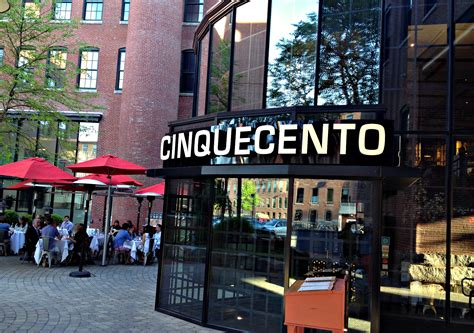 kid friendly italian restaurant cinquecento roman