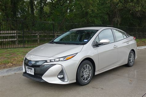2017 Toyota Prius Prime Realworld Gas Mileage, Electric
