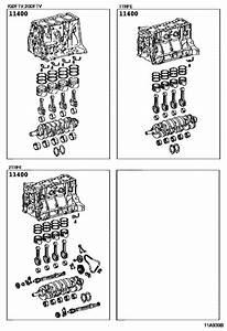Short Block Assembly For 2016   Kijang