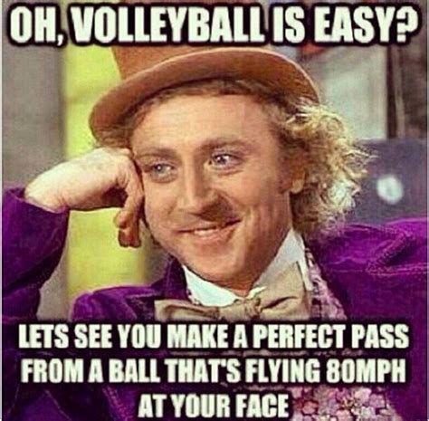 Funny Volleyball Memes - 14 volleyball meme volleyball pinterest volleyball and usa volleyball