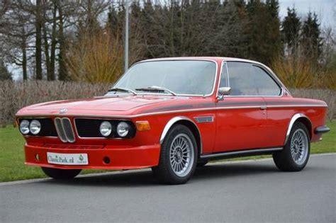 bmw e9 kaufen 1973 811 bmw e9 3 0 csl for sale car and classic