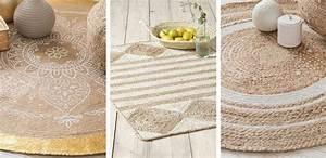 Maison Du Monde Tapis Rond : o trouver un tapis en jute joli place ~ Zukunftsfamilie.com Idées de Décoration