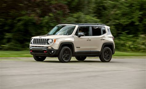 Jeep Renegade Picture by 2017 Jeep Renegade In Depth Model Review Car And Driver
