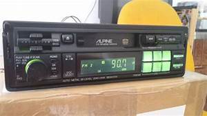 Sell Classic Vintage Old School Alpine 7292ms Car Radio
