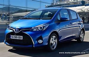 Fonctionnement Hybride Toyota : toyota yaris hybride la meilleure encore meilleure ~ Medecine-chirurgie-esthetiques.com Avis de Voitures