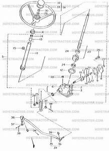 Steering  Yanmar Tractor Parts