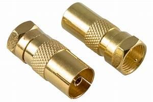 Astra Satellit Ausrichten Winkel : poppstar 2x sat adapter f stecker auf 1x koax stecker 1x buchse iec antenne ebay ~ Eleganceandgraceweddings.com Haus und Dekorationen
