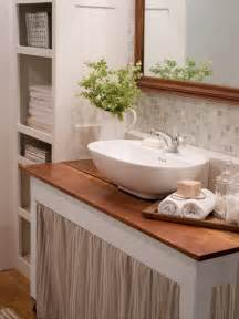 hgtv bathrooms design ideas 20 small bathroom design ideas hgtv