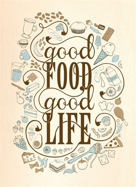 Life Is Always Sweeter With Good Food And Great Friends