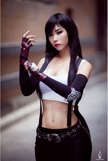 Tifa Lockhart [Final Fantasy VII] by QTxPie on DeviantArt