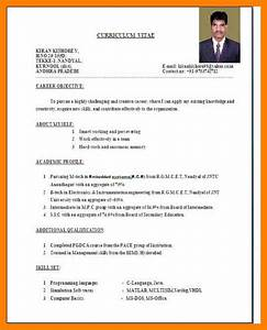 Resume Format Lecturer Engineering College Pdf Resume
