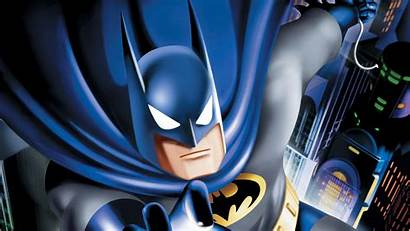 Batman Animated Series 4k Wallpapers Artwork Superheroes