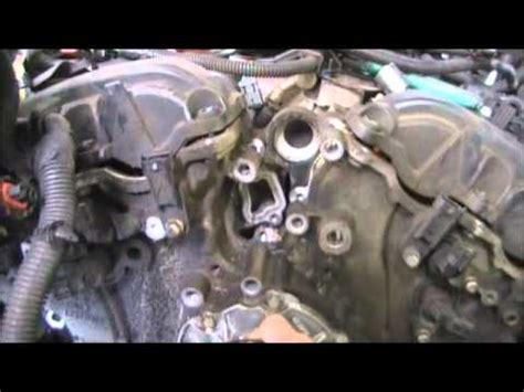 cadillac timing chains part wmv youtube