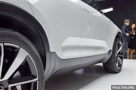 Gallery Volvo 401 Concept Previews All New Xc40 Image 497392