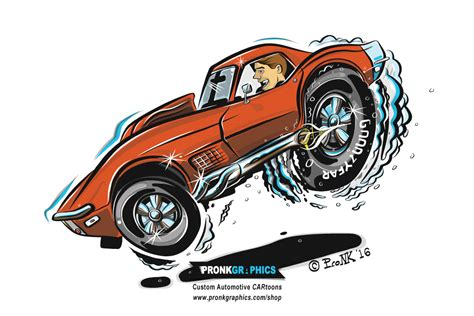 Cartoon My Vehicle