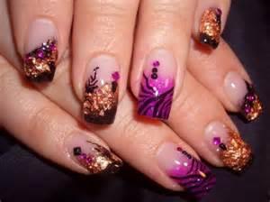 Beautiful and simple nail art designs