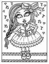 Coloring Digi Church Adult Christian Dimanche Eglise Stamps Bible Study Ladies Paques Telecharger Creer Numerique Jeunes Filles Couleur sketch template