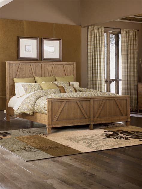 danbury heights king panel bed discount bedroom